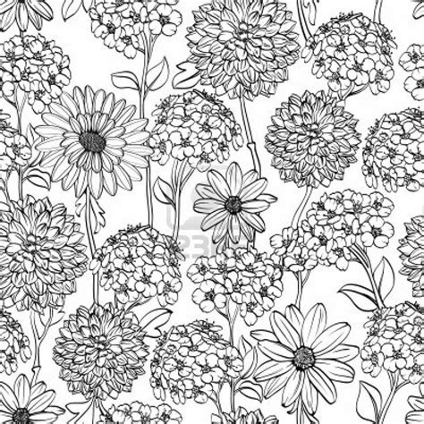 flower pattern drawing tumblr best photos of white flower template black and white