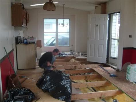 decorating a modular home before after pics of our mobile home babycenter