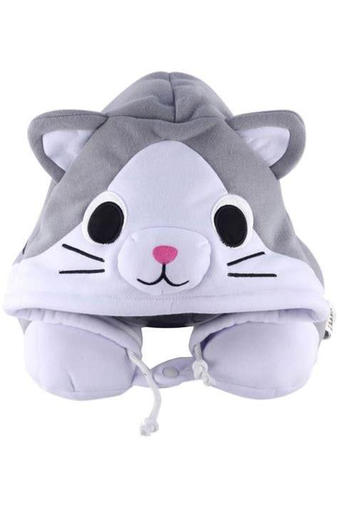 Cat Neck Pillow by Animal Neck Pillows Kigurumi