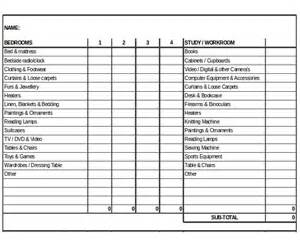17 inventory form templates free sample example