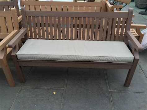 3 seater bench cushion winawood 3 seater bench cushion gardencentreshopping