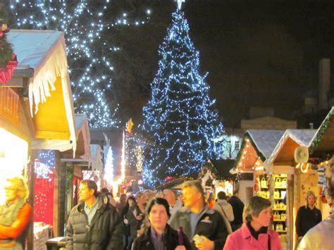 exeter christmas market by train great scenic railways