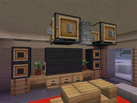 minecraft interior design 1 4 2 new interior design concept minecraft project