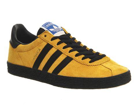 D Island Shoes 183 Sport Sneakers Original adidas jamaica island series bold gold black his