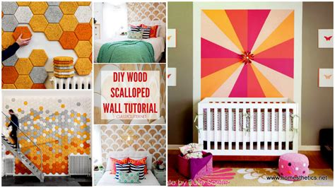 6 extremely easy and cheap diy wall decor ideas part 4 temporary diy wall treatment ideas for renters