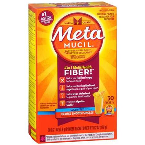 Free Metamucil Fiber Kit Sle by Metamucil Sugar Free Psyllium Fiber Smooth Texture