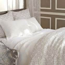 Grey Duvet Cover Veena Grey Duvet Cover By Pine Cone Hill Rosenberryrooms