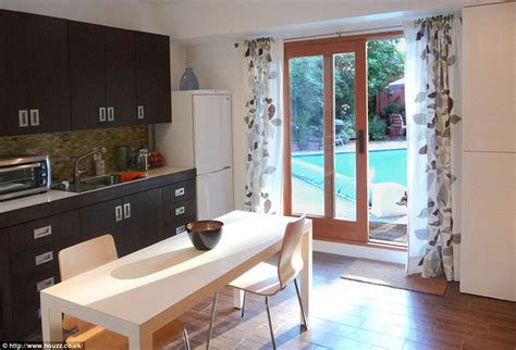Independent Kitchen Designer the world s most stylish studio apartments daily mail online