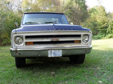1968 chevrolet c20 k20 for sale carolina