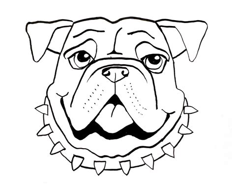 Simple Dog Face Drawing at GetDrawings.com | Free for ... Easy Dog Face Drawing