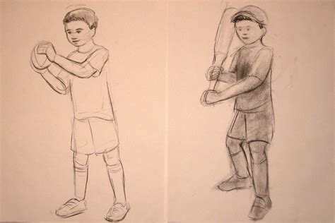 Sketches For 8 Year Olds by Polan Works In Progress Page 3