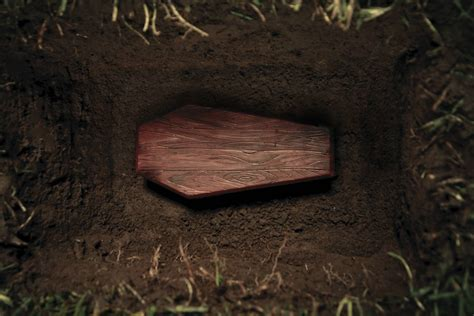 The Buried how could you survive in a coffin if you were buried