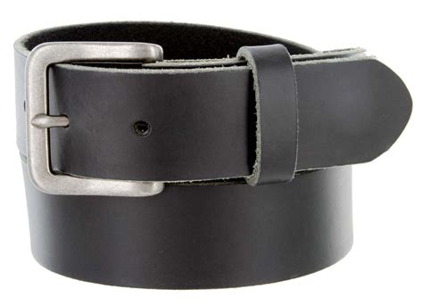 5957 s one genuine leather dress belt 1 3 8