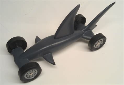 pinewood derby shark template pinewood derby times newsletter volume 13 issue 8