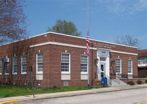 Baraboo Post Office by City Of Reedsburg Wisconsin Services Guide Wisconsin