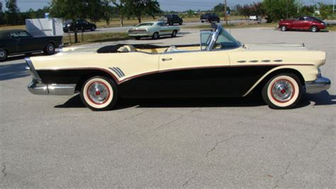1957 Buick Convertible For Sale 1957 Buick Roadmaster Convertible Classic Buick