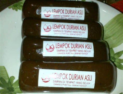 Durian 2 In 1 Selai N Dodol Asli lempok dodol durian nan legit katerina