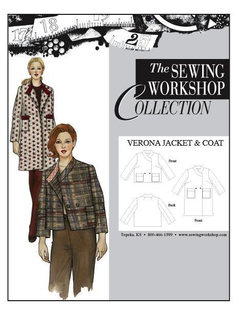pattern workshop review sewing workshop verona jacket and coat jacket