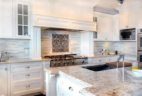 bianco romano granite with white cabinets bianco romano granite white cabinets pixshark com