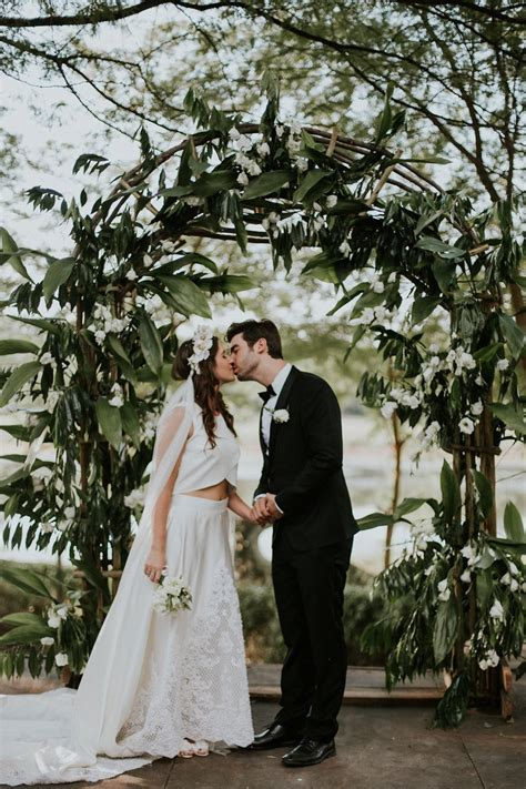 Botswana Boho Garden Wedding by Maryke Albertyn
