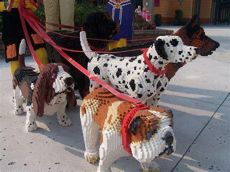 lego dogs lego master builder event in lawrenceville duckingham design