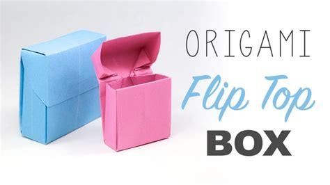 Cigarette Box Origami - 25 best ideas about cigarette box on