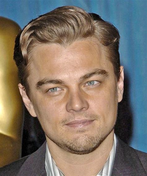 name of leonardo dicaprio hairstyle in the departed leonardo dicaprio hairstyles in 2018