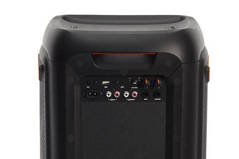 jbl partybox  portable speaker