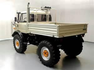 Mercedes Army Truck Mercedesbenz Unimog U 4000 All Terrain Truck Army