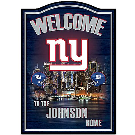 new york giants home decor new york giants nfl some wonderful collectibles or gifts