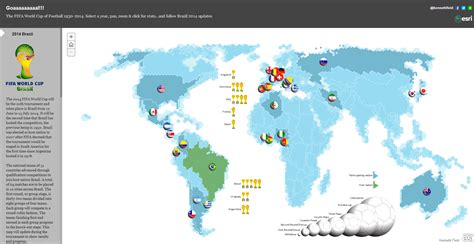 world cup 2014 cities map mapping news by mapperz