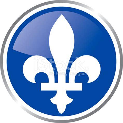 quebec emblem button stock vector freeimages.com