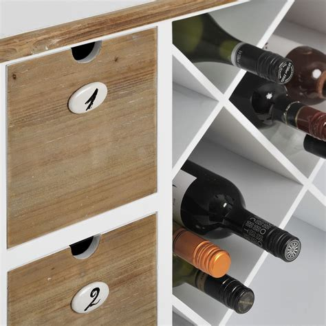 white wood wine cabinet shaker white wooden wine storage cabinet
