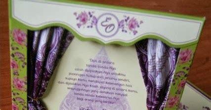 Katalog Cover Souvenir Notes By Soraksorai Batik Parang kuchiwalang undangan design terbaru