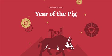 new year ox 2018 year of the pig fortune and personality zodiac 2018