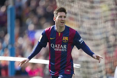 Biography Of Lionel Messi In Spanish | messi breaks spanish hat trick record enca