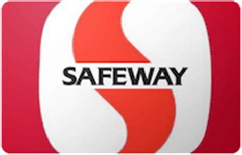 Gift Cards At Safeway Discount - card cash