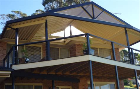 Attached Carport by All Seasons Patios Home Addition Gable Roof Pitched
