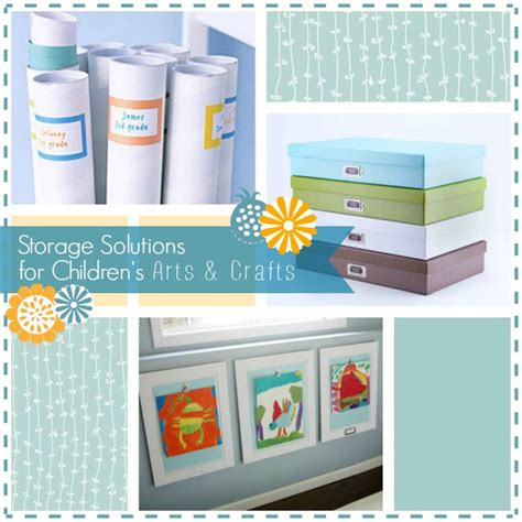 arts and crafts storage for storage solutions for children s arts and crafts homes