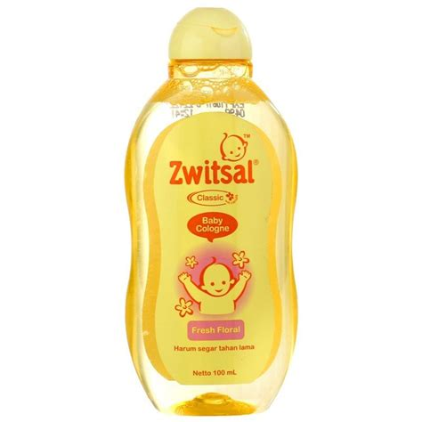 Zwitsal Baby Shoo by Zwitsal Baby Cologne Fresh Floral 100ml Zbb029