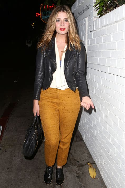 Barton Black mischa barton hits up chateau marmont in los angeles