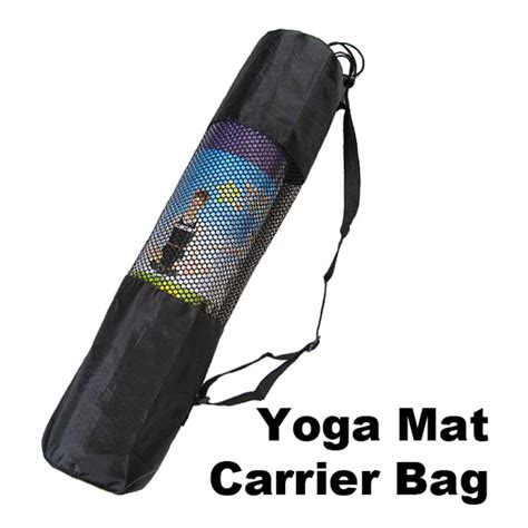 Bag Mat 6mm Matras Exercise Fitness Floor Mat Alas Olah matras mat 6 mm senam olahraga bonus tas elevenia