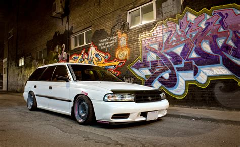 subaru legacy wagon stance image gallery stanced legacy