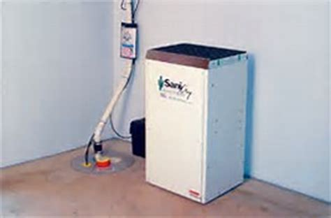 sanidry basement air system model home interiors smalltowndjs