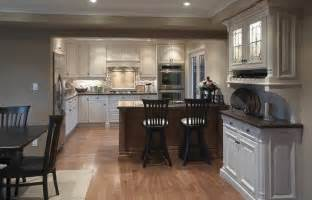 Open Concept Kitchen Ideas Kitchen Design I Shape India For Small Space Layout White