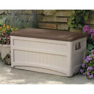 Patio Furniture With Storage Outdoor Storage Benches Add To Your Garden Porch