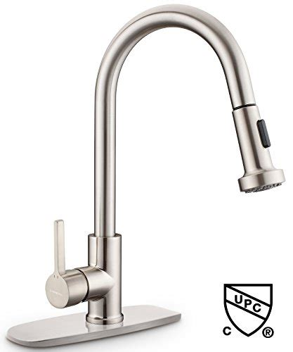 most popular kitchen sink faucets gistgear