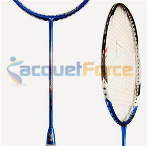 Raket Victor Brave Sword Yong Dae racquet favorite racquet of yong dae ko sung