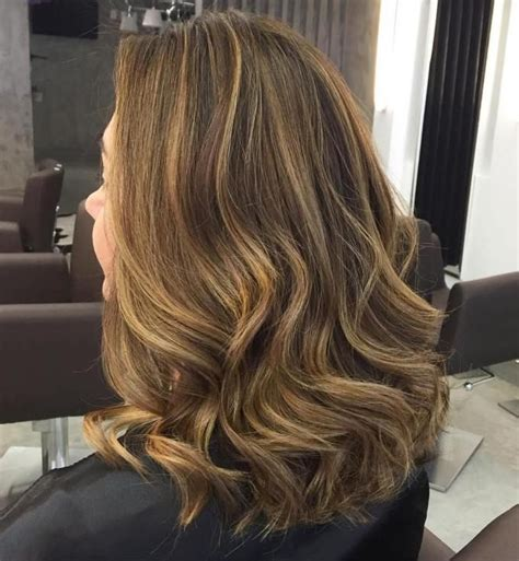 Hair Color For Fall Hello Golden Browns And by 17 Best Ideas About Highlights For Brown Hair On