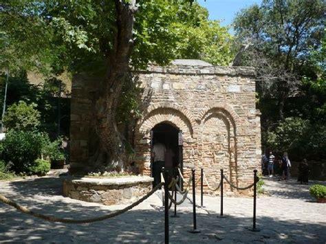 efeso casa di efeso casa della madonna picture of turkey europe